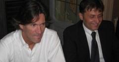 Piero Galparoli e Domenico Battaglia