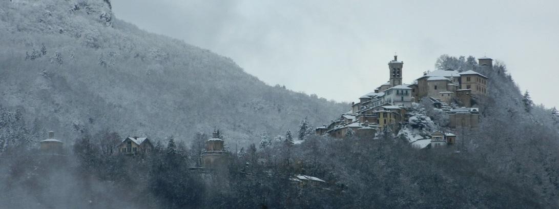 Meteo breve ritorno dell 39 inverno neve al sacro monte for La cucina di altamura varese