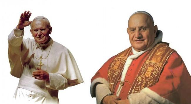 Papi santificazione