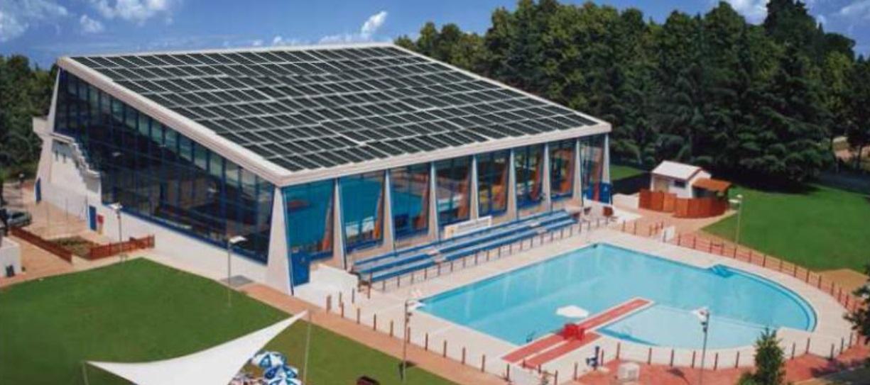 Saronno Arriva Il Nuovo Impianto Fotovoltaico Sulla