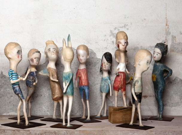 Sculture di Sabina Feroci