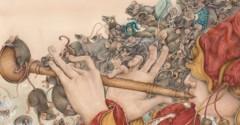 pifferaio magico e topi