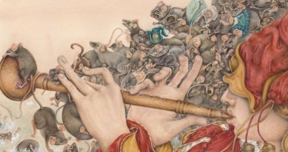 Risultati immagini per pifferaio magico