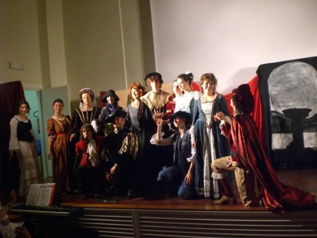 scuola teatrale città di varese