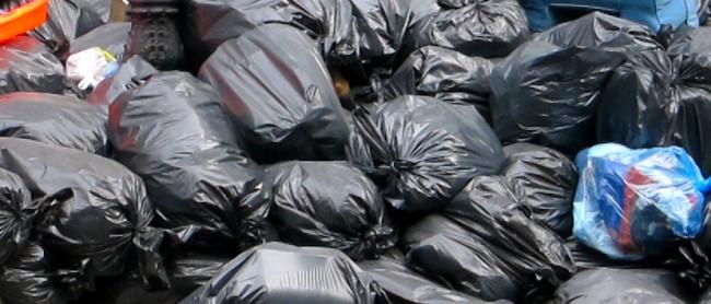 sacchi spazzatura