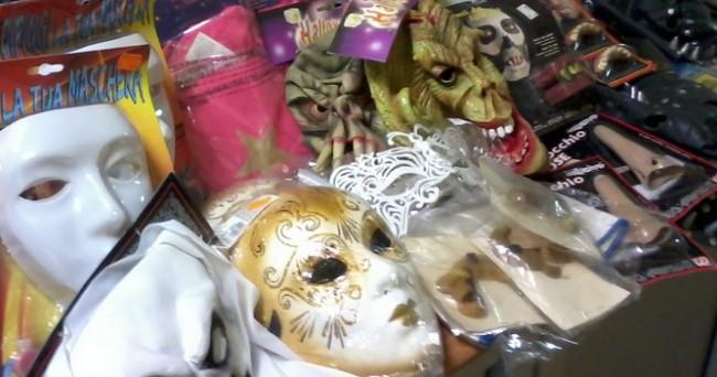 carnevale oggetti