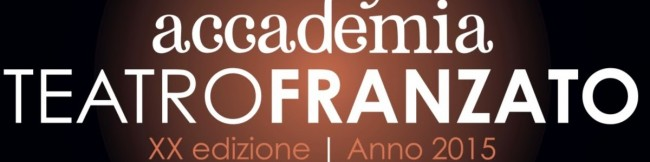 Accademia 2015 fronte