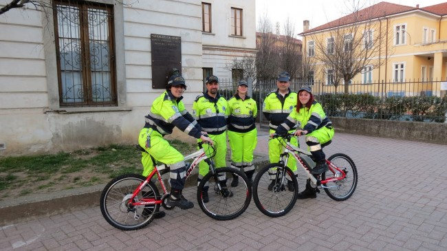 Biciclette protezionecivile 2