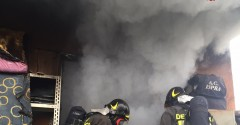 Incendio Ispra 1