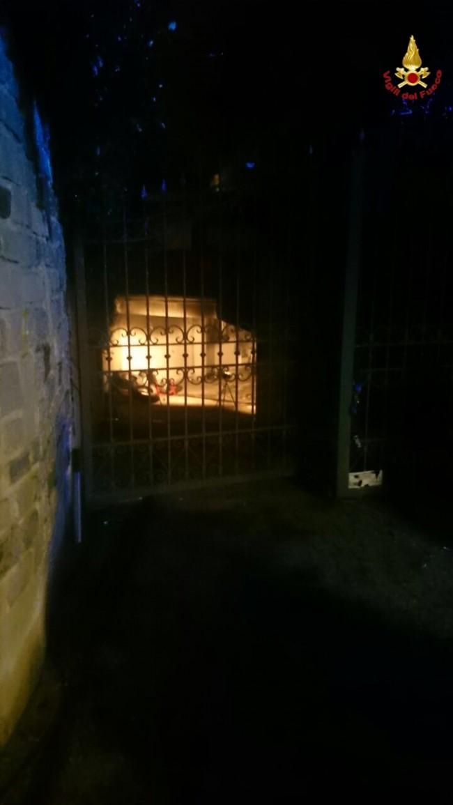 Incendio Olgiate 2