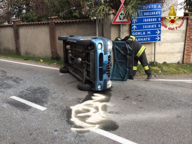 Incidente Olgiate Olona 1