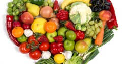 cibo frutta e verdura