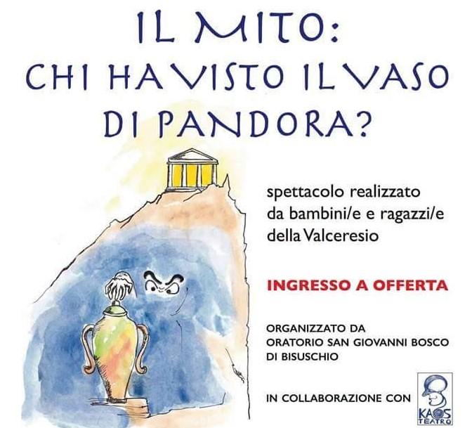 Bisuschio il mito chi ha visto il vaso di pandora for Mito vaso di pandora