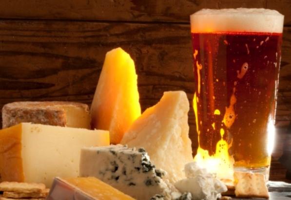 birra formaggio