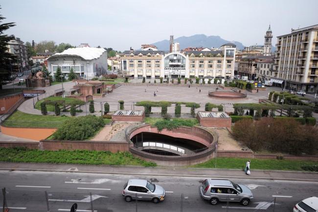 piazza repubblica-varese