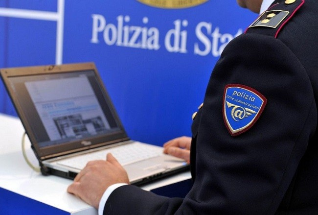 Polizia internet
