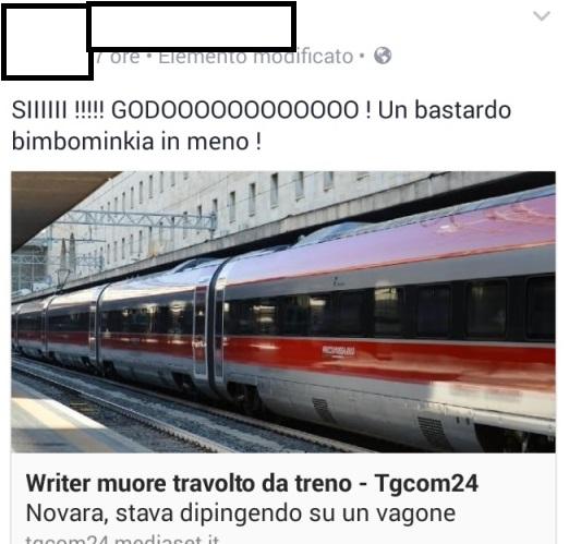 Post treno