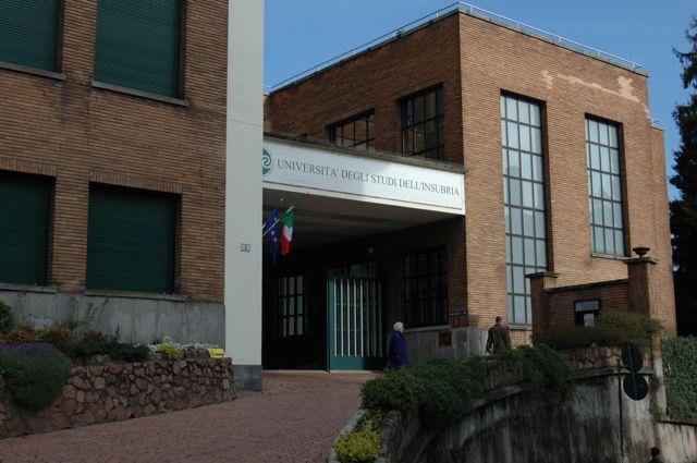insubria università
