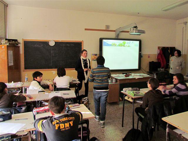 classe scuola