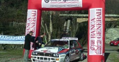 Carrara lancia Delta Evoluzione Rally