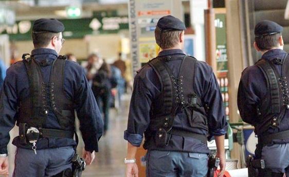 Polizia frontiera