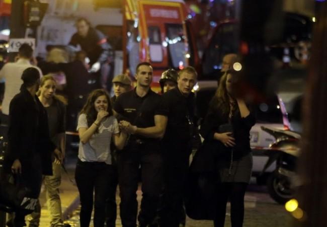 Parigi attentati