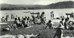 Lago balneabile
