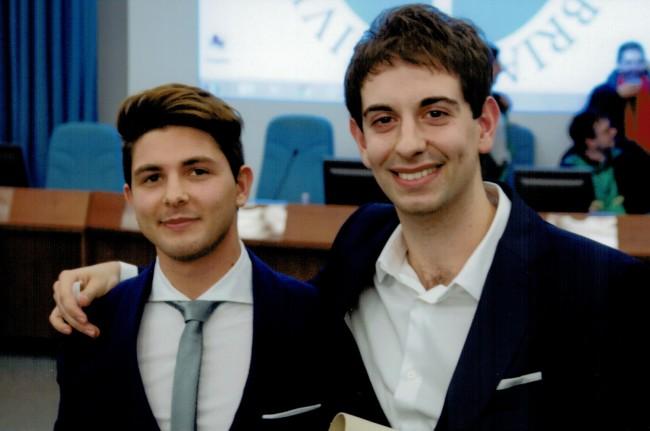 Laurea Magistrale Matteo e Marco