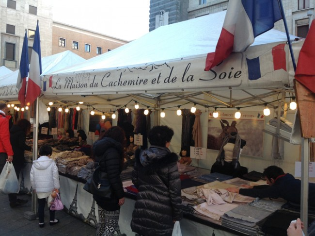 Varese weekend col mercatino regionale francese varese for Mercatino gallarate