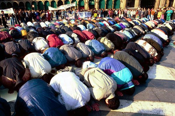 musulmani islamici