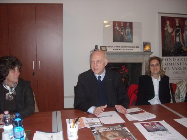 Carlo Massironi Fondazione Comunitaria Residenze in Musica