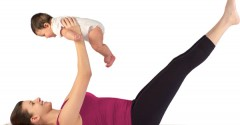 ginnastica mamma parto