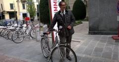santinon bike sharing