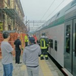 Incidente stazione Albizzate