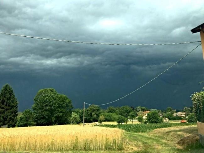 cielo temporale - foto Marleen Weijtens