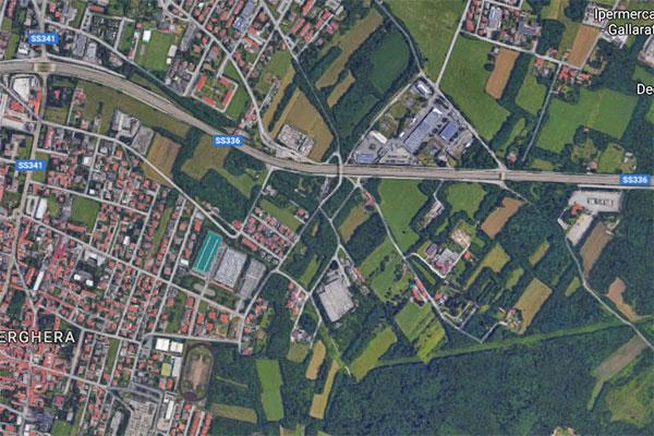 Lavori sulla SS336 da e verso Malpensa | Varese Polis