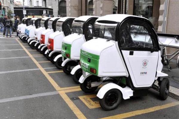 Appello Alla Giunta Comunale Mini Auto Elettriche A Varese Varese